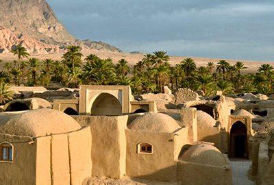 روستای اصفهک در طبس