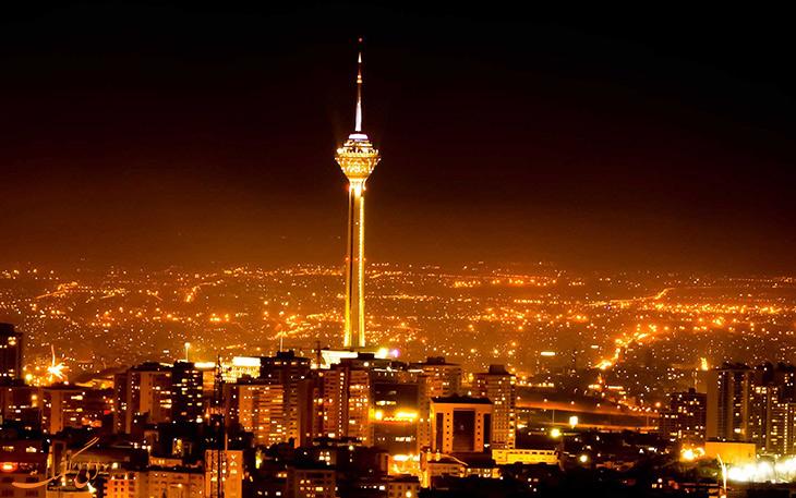 سند گردشگری تهران