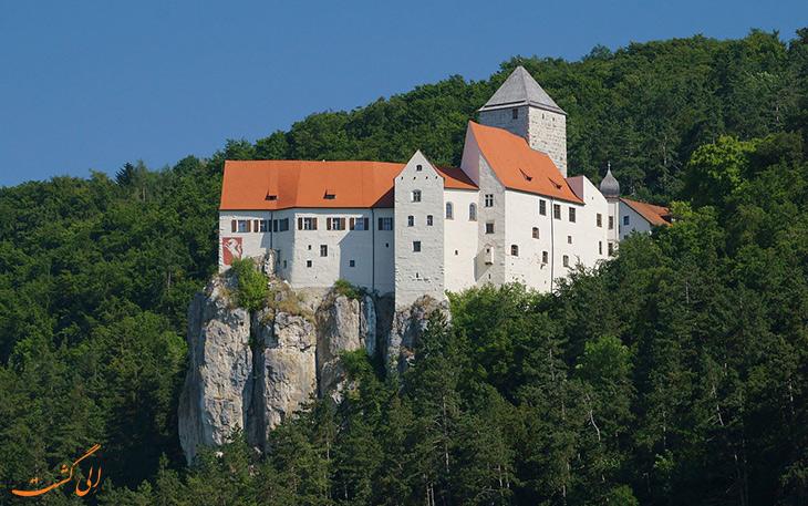 قلعه پرون
