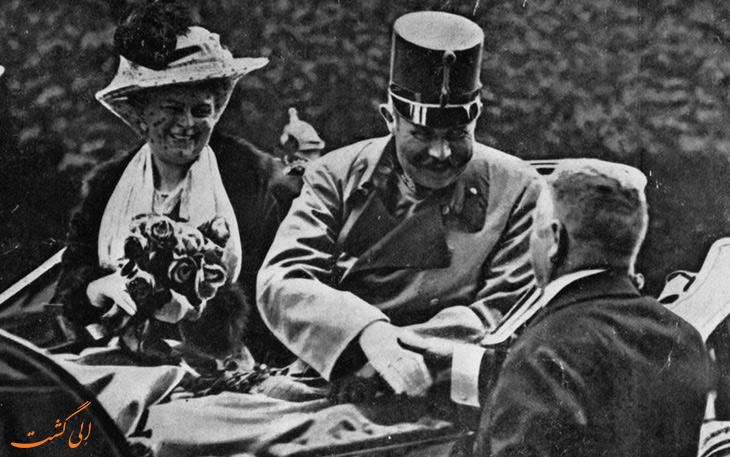 دلایل شروع جنگ جهانی اول