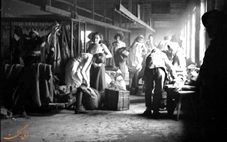حقایق جنگ جهانی دوم در مورد اردوگاه ها و جنایات جنگی
