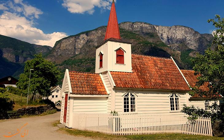 کلیسای چوبی آندردال