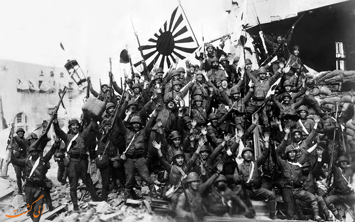 نیروهای ژاپنی در جنگ جهانی دوم