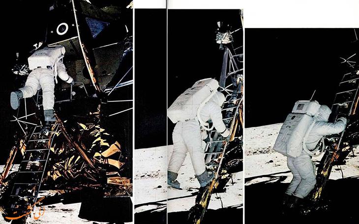 از پرتاب تا فرود آپولو 11