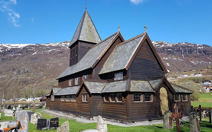 کلیسای چوبی رولدال