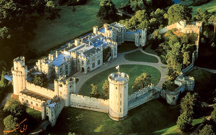 قلعه وارویک