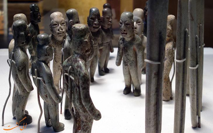 هنر تمدن اولمک