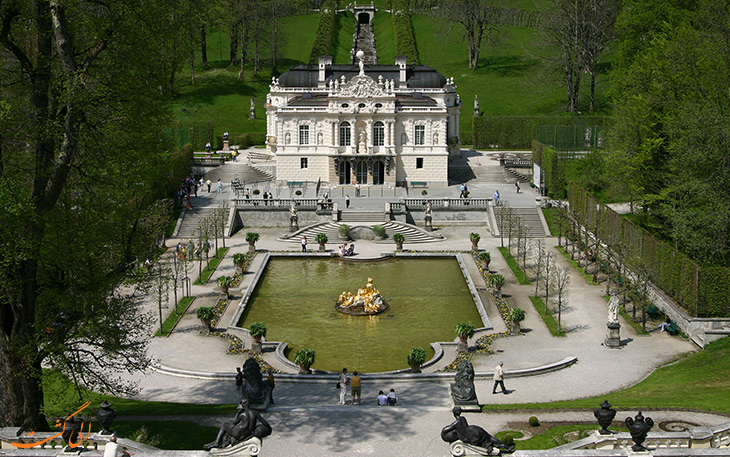 قصر لیندرهوف