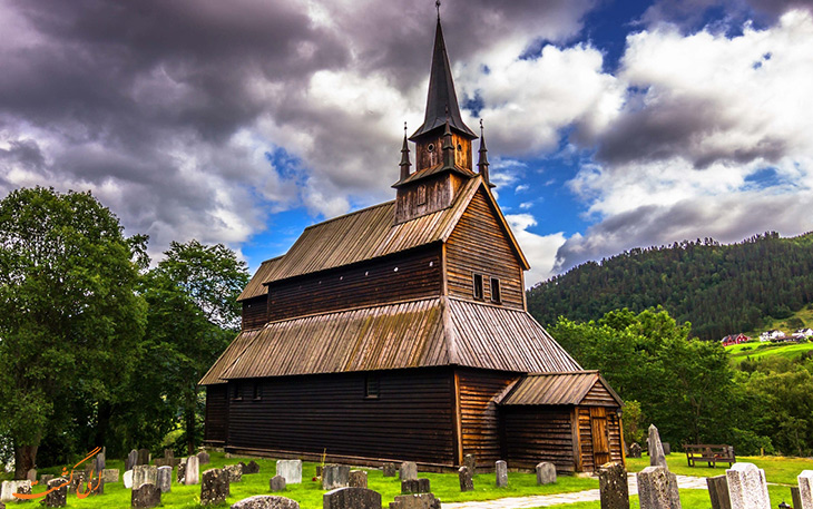 کلیسای چوبی کاپانگر