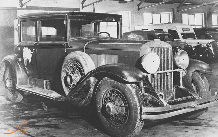 خودروی لیموزین آلکاپون