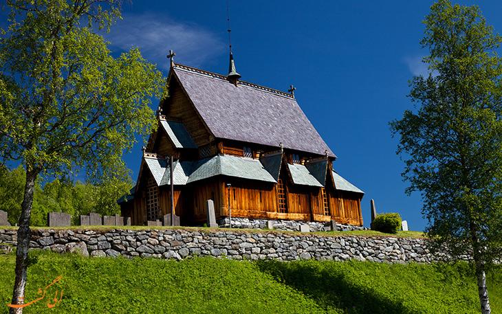کلیسای چوبی رینلی