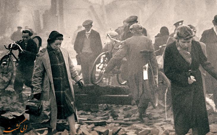 حقایق جنگ جهانی دوم در خصوص افول قدرت اروپایی
