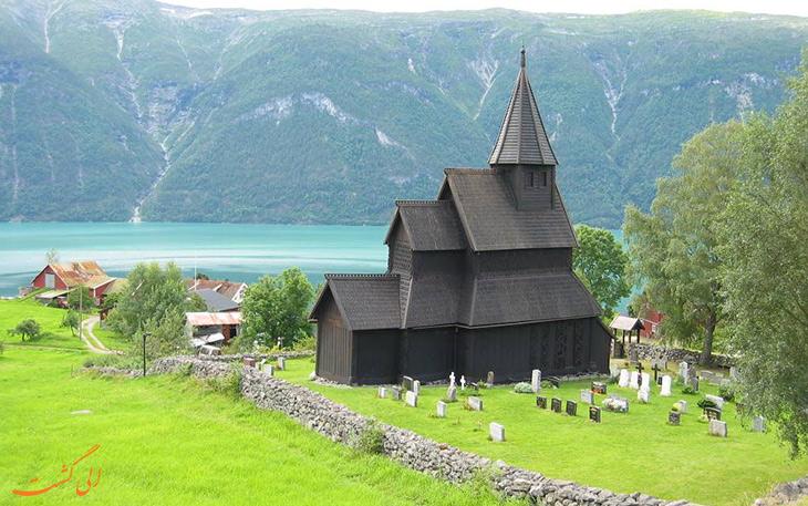 کلیسای چوبی اورنس