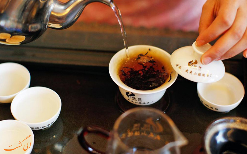 10 کشور تولید کننده چای در جهان