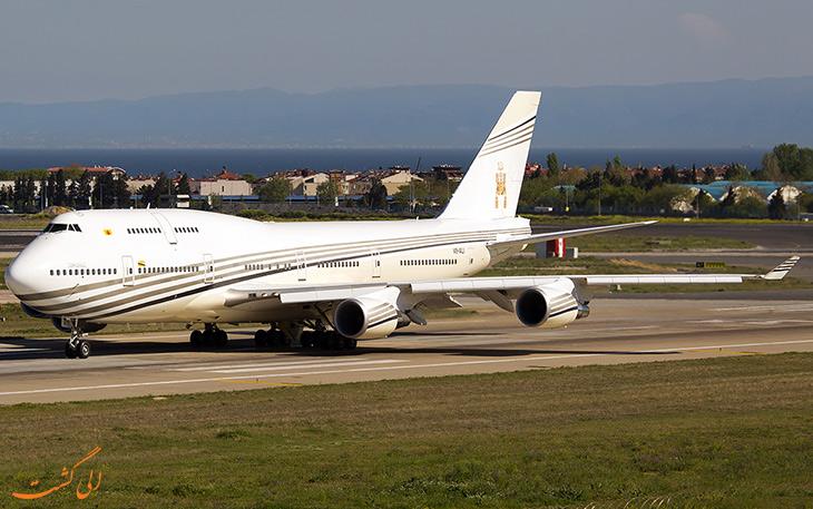 بویینگ 747 سلطان برونئی