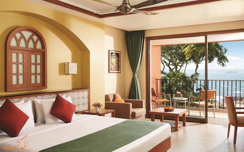 هتل 5 ستاره سی دید دی گوا