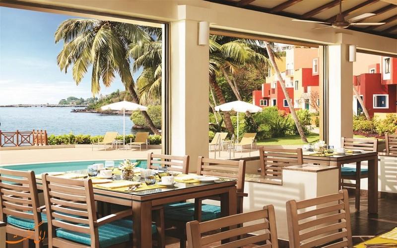 هتل 5 ستاره سی دید دی در گوا