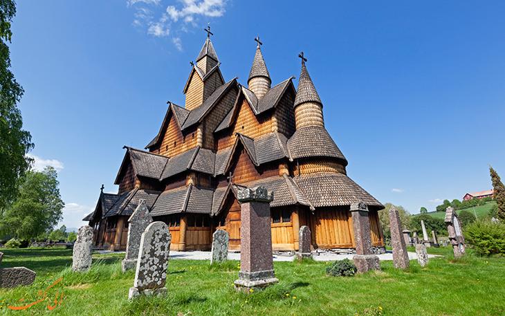 کلیسای چوبی هدال