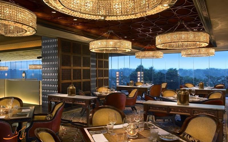 هتل 5 ستاره لیلا امبینس در دهلی
