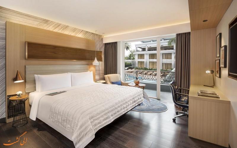 هتل 5 ستاره مریدین گوا
