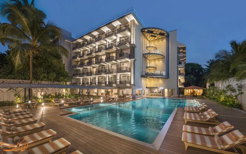 هتل 5 ستاره مریدین در گوا