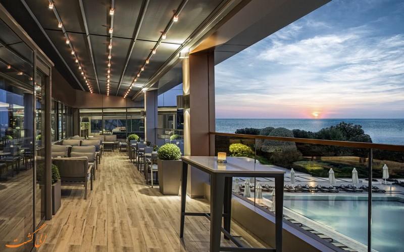 هتل 5 ستاره رنیسانس پلات