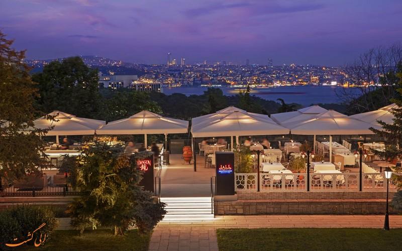 هتل هیلتون بسفر در استانبول