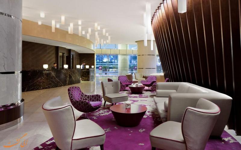 هتل 5 ستاره کرون پلازا فستیوال دبی