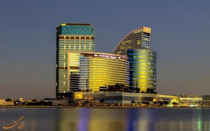 هتل کرون پلازا فستیوال دبی
