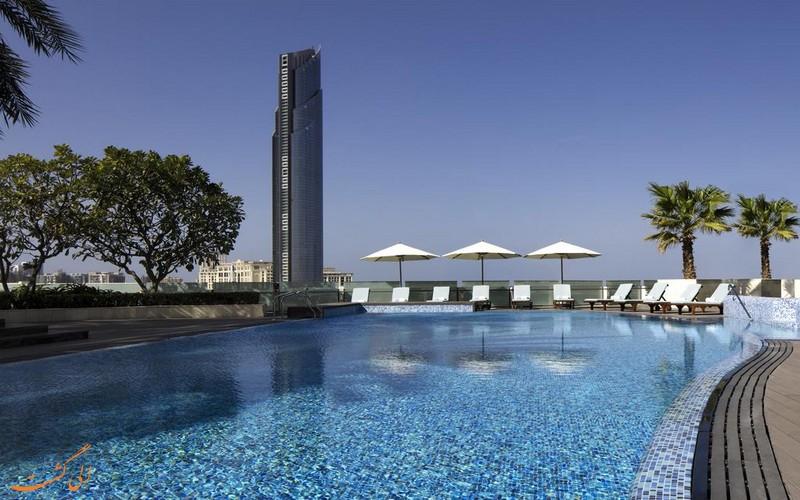 هتل کرون پلازا فستیوال در دبی