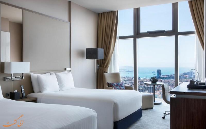 هتل مریوت شیشلی