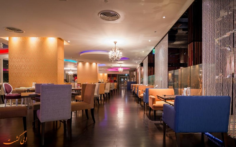 هتل 5 ستاره دریم بانکوک