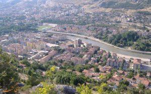 شهر آماسیا در ترکیه