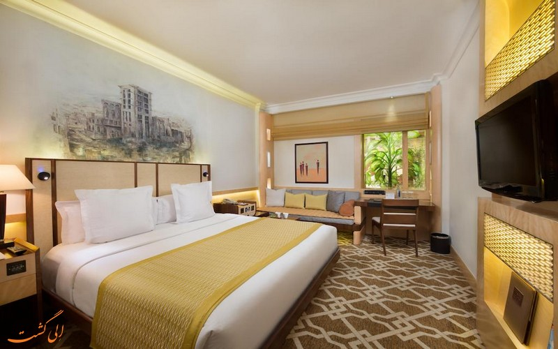 هتل 4 ستاره مارکو پلو دبی