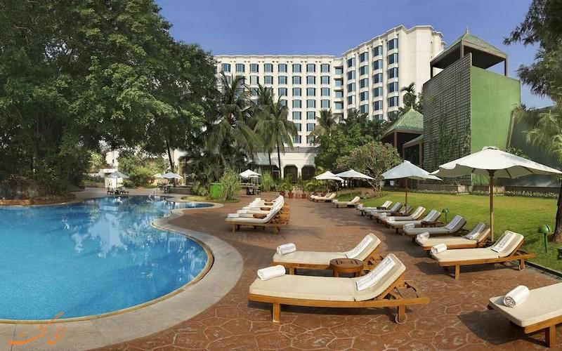 هتل لیلا بمبئی هند
