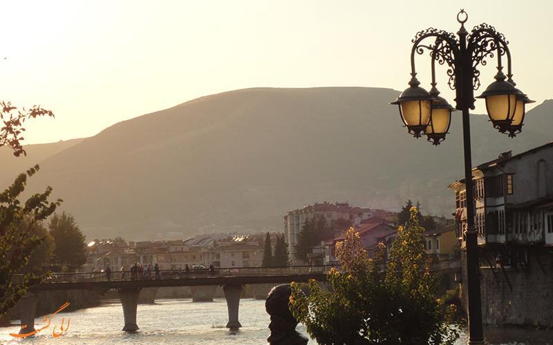 تاریخچه ی شهر آماسیا در ترکیه