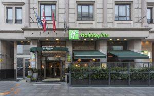 معرفی هتل هالیدی این سیسلی استانبول   5 ستاره