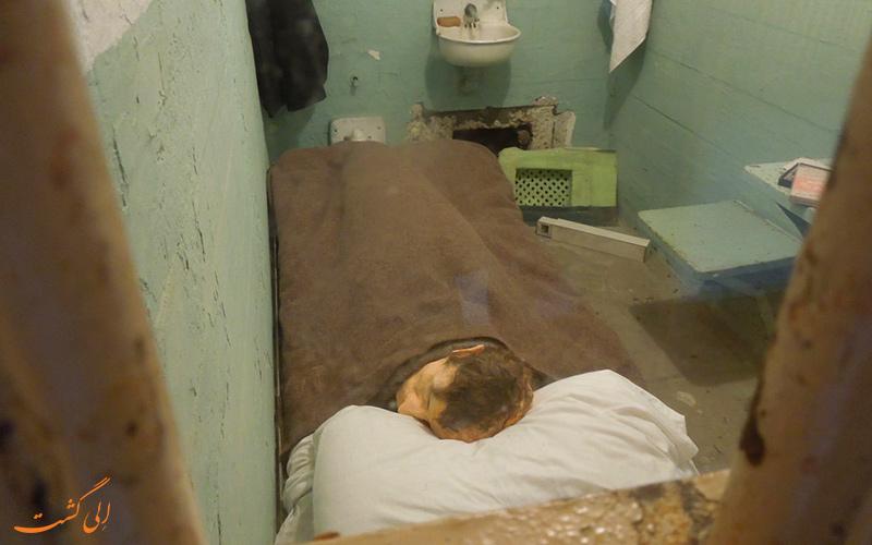 درباره ی زندان آلکاتراز