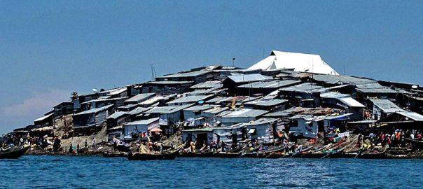 با پر جمعیت ترین جزیره ی دنیا، میگینگو آشنا شوید