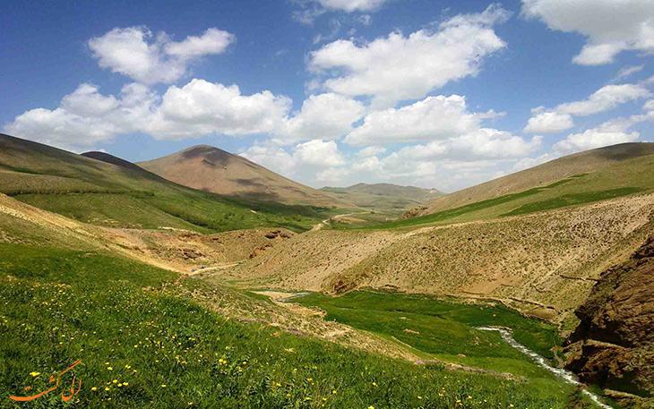 روستای لیقوان در آذربایجان شرقی
