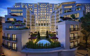 معرفی هتل سی وی کی پارک بوسفر استانبول   5 ستاره