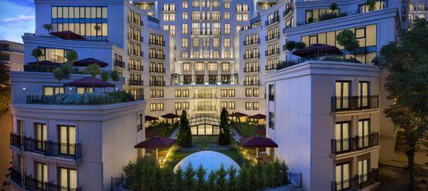 معرفی هتل سی وی کی پارک بوسفر استانبول | 5 ستاره