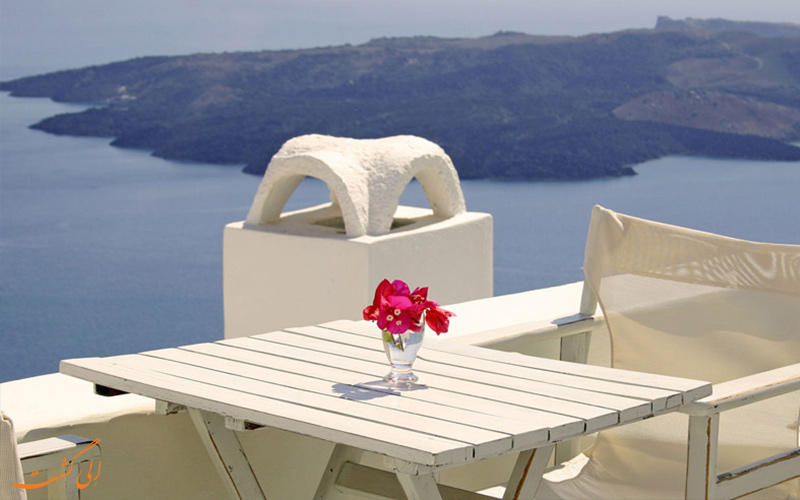 جزیره ی سانتورینی در یونان | Santorini