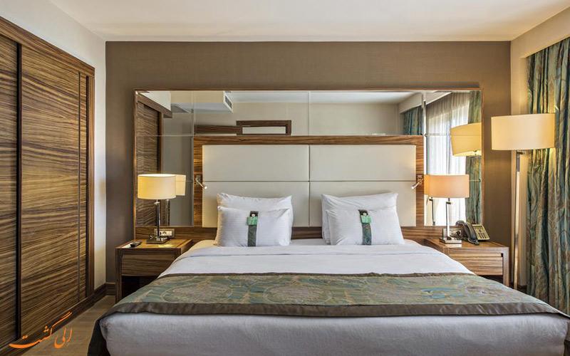 هتل هالیدی این سیسلی استانبول   Holiday Inn Sisli