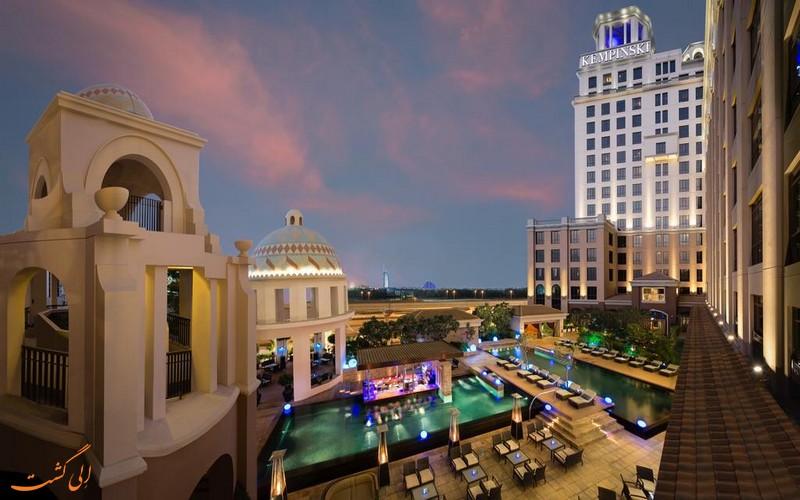 هتل کمپینسکی در دبی
