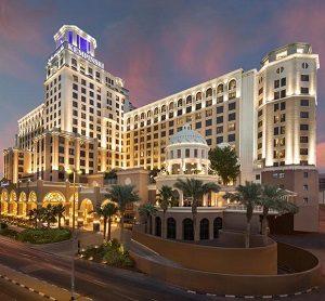 هتل کمپینسکی دبی امارات