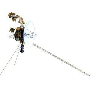 فضاپیمای وویجر یک