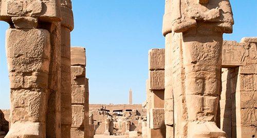 آثار تاریخی مصر باستان