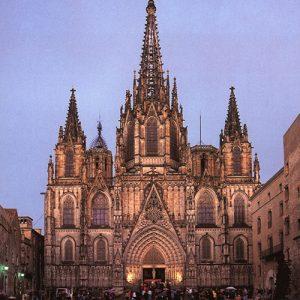کلیساهای گوتیک اروپا