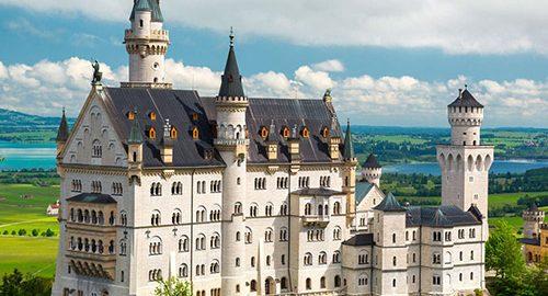 قلعه های شهر مونیخ